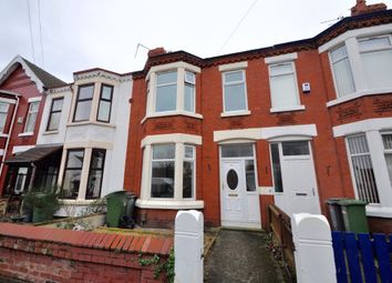 Thumbnail 4 bedroom terraced house for sale in Clifton Grove, Wallasey