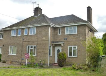 Thumbnail 3 bed semi-detached house for sale in Toll Bar, Cottesmore, Oakham