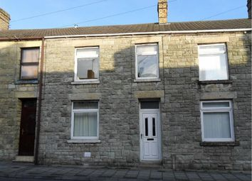 Thumbnail 3 bed property to rent in Mackworth Street, Bridgend