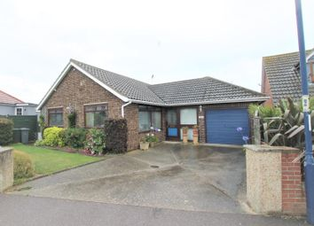 Thumbnail 2 bed detached bungalow for sale in Chaucer Road, Felixstowe, Suffolk