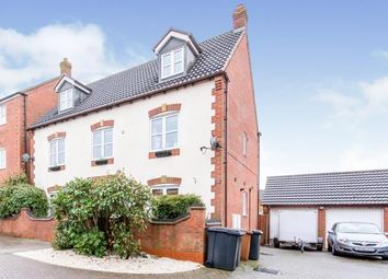 Thumbnail 6 bed detached house for sale in Chestnut Drive, Bagworth, Coalville, Leicestershire