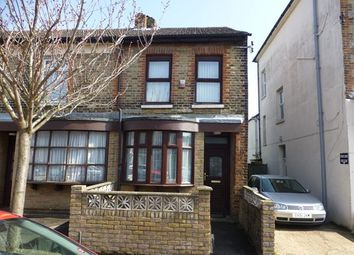 Thumbnail 2 bed end terrace house for sale in Cherry Tree Avenue, Dover