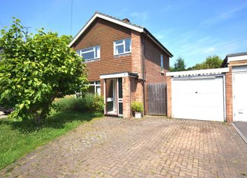 Thumbnail 3 bed detached house for sale in Chart House Road, Ash Vale, Guildford, Surrey