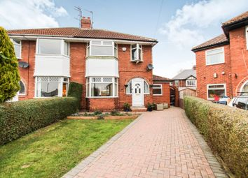 Thumbnail 3 bed semi-detached house for sale in Calcaria Road, Tadcaster
