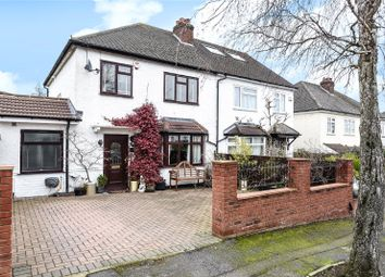 Thumbnail 3 bed semi-detached house for sale in Lincoln Road, Northwood, Middlesex