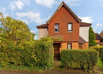 Thumbnail 1 bed end terrace house for sale in Pascal Way, Letchworth Garden City