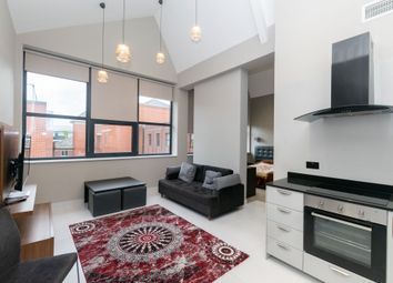Thumbnail 1 bed flat to rent in Apartment 308, Trafalgar House, 29 Park Place, Leeds