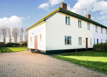 Thumbnail 3 bedroom semi-detached house for sale in Westfield Road, Ramsey, Huntingdon