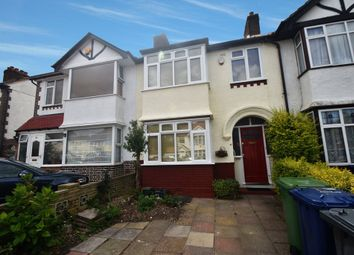 Thumbnail 4 bed terraced house to rent in Halsbury Road West, Northolt