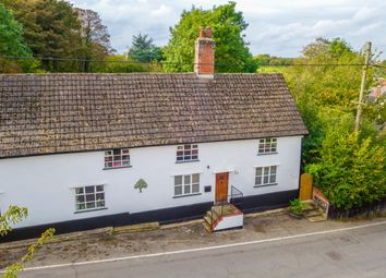 Thumbnail 2 bed cottage for sale in The Street, Wattisfield, Diss