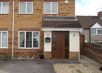 Thumbnail 3 bed semi-detached house for sale in Grizedale Rise, Mansfield, Nottinghamshire