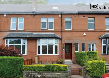 Thumbnail 3 bed terraced house for sale in Holeburn Road, Glasgow