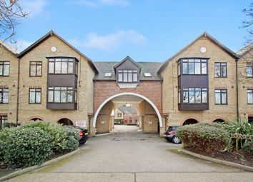 Thumbnail 1 bed flat to rent in Parkside Lodge, Erith