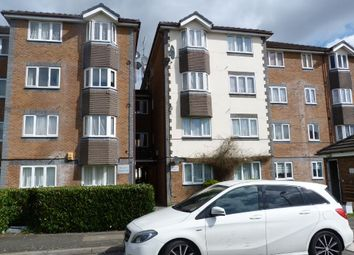 Thumbnail 1 bed flat for sale in Tennyson Cl, Scotland Green Rd, Ponders End, Enfield
