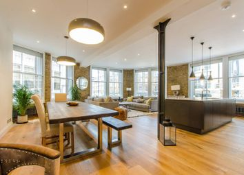 Thumbnail 3 bed flat for sale in Charlotte Road, Shoreditch