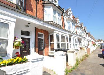 Thumbnail 1 bed flat for sale in Reginald Road, Bexhill-On-Sea