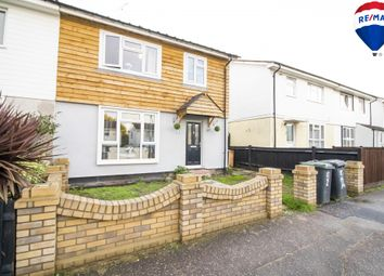 Thumbnail 3 bed semi-detached house for sale in Thistle Mead, Loughton