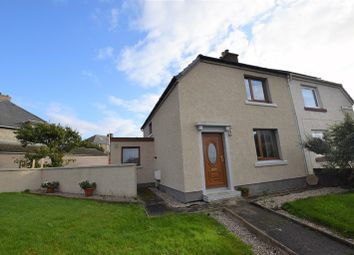 Thumbnail 2 bed semi-detached house for sale in 2 Dunnet Avenue, Wick
