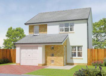Thumbnail 3 bed semi-detached house for sale in Rosebank Development, Dunipace, Falkirk
