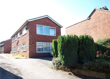 Thumbnail 2 bed flat for sale in Horninglow Road North, Burton-On-Trent, Staffordshire