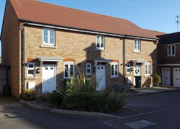 Thumbnail 2 bed terraced house to rent in Saddlers Close, Billingshurst
