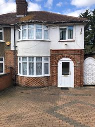 4 bed semi-detached house to rent in Uxendon Hill, Harrow HA9