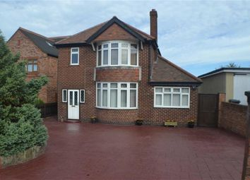 Thumbnail 4 bed detached house for sale in Mount Pleasant Road, Castle Gresley, Swadlincote