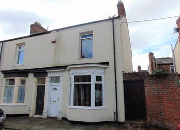 Thumbnail 2 bedroom terraced house for sale in Hope Street, Stockton-On-Tees