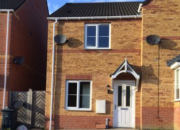 Thumbnail 2 bed town house to rent in Kingwood Close, Barnsley