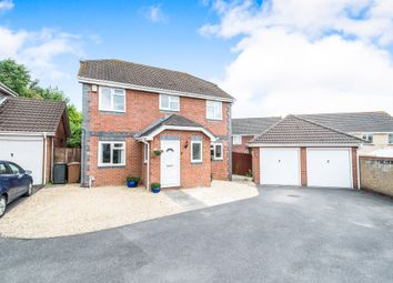 Thumbnail 4 bed detached house for sale in Holland Drive, Andover