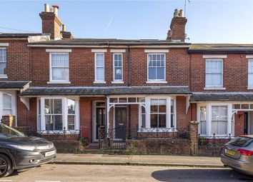 Thumbnail 5 bed terraced house for sale in Brassey Road, Winchester, Hampshire