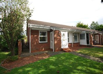 Thumbnail 2 bed semi-detached bungalow for sale in The Steads, Morpeth