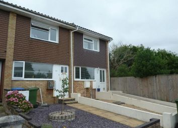 Thumbnail 2 bed end terrace house to rent in Ticonderoga Gardens, Woolston, Southampton