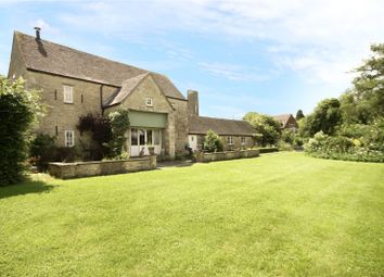 Thumbnail 4 bedroom detached house for sale in Rodmarton, Cirencester
