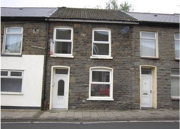 Thumbnail 4 bed terraced house to rent in Llewellyn Street, Pontygwaith, Ferndale, Ferndale