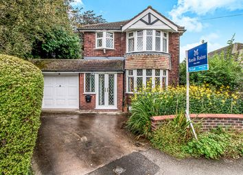 Thumbnail 3 bed detached house to rent in Hazel Drive, Manchester