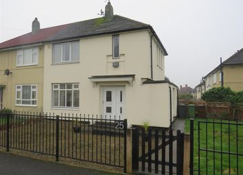 Thumbnail 3 bed semi-detached house for sale in Boundary Farm Road, Leeds