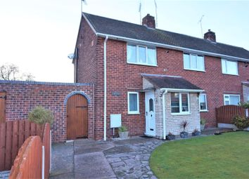 Thumbnail 3 bed semi-detached house for sale in Queensway, Worksop