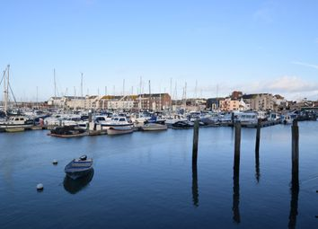 Thumbnail 1 bed flat for sale in North Quay, Weymouth