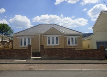 Thumbnail 2 bed detached bungalow for sale in Martyns Avenue, Seven Sisters, Neath .