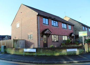 Thumbnail 3 bed semi-detached house for sale in College Row, Elms Vale Road, Dover, Kent