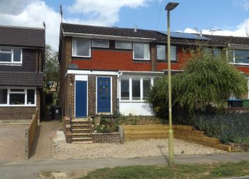 Thumbnail 3 bed end terrace house for sale in Ryder Close, Bovingdon, Hemel Hempstead