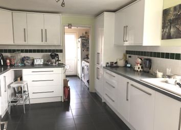 Thumbnail 3 bedroom bungalow for sale in Low Road, Stow Bridge, King's Lynn