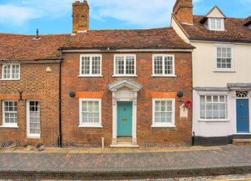 Thumbnail 3 bed terraced house for sale in Fishpool Street, St.Albans