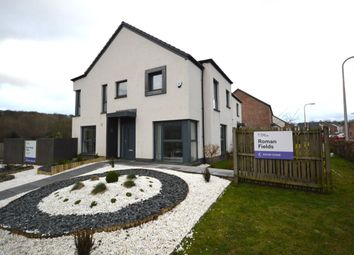 Thumbnail 2 bedroom semi-detached house for sale in Glen Shirva Road, Twechar, Kilsyth, Glasgow