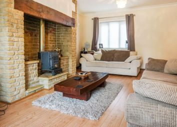 Thumbnail 4 bedroom semi-detached house for sale in Wood Road, Peterborough