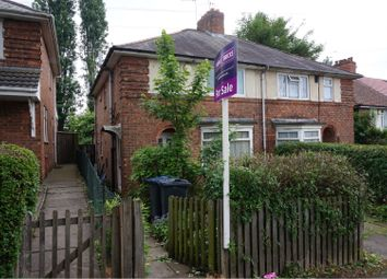 Thumbnail 1 bed flat for sale in 243 Finchley Road, Birmingham