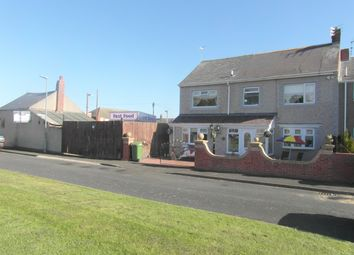 Thumbnail 4 bedroom terraced house for sale in Church Avenue, Scotland Gate, Choppington