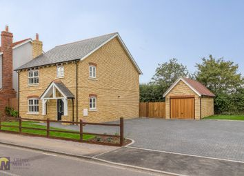 Thumbnail 4 bed detached house for sale in Temple Manor, Epping Road, Roydon