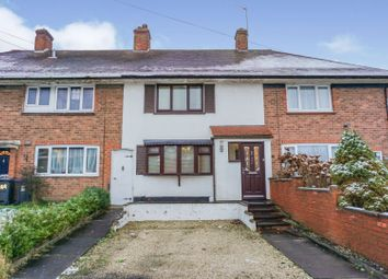3 bed terraced house for sale in Gregory Avenue, Birmingham B29